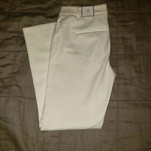 NWT WHBM White Pants